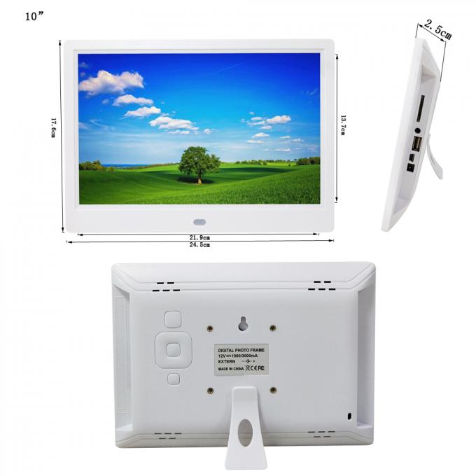 10.1 Android System Lcd Video Brochure Advertising Player / All winner A33 1024x600 4g / 1g