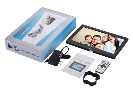 China 10.1 Android System Lcd Video Brochure Advertising Player / All winner A33 1024x600 4g / 1g supplier