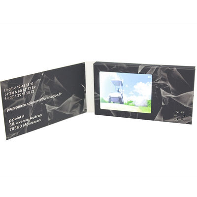 China LCD Video Brochure 6 inch LCD Video brochure Card Durable supplier