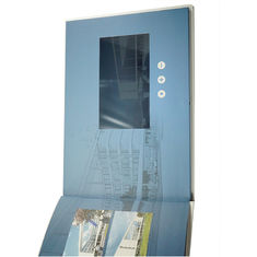 Magnetic Switch Video Greeting Card 1GB MB Brochure Lcd Display