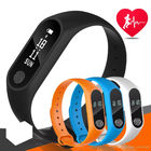 China Life Waterproof Smart Wristband Bracelet Multi - Function For Pedometer Monitoring factory