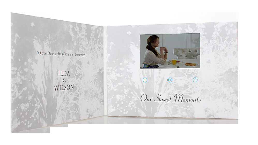 Video Wedding Invitations A Creative And Unique Wedding Card