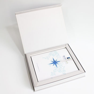 TFT Screen LCD Video Greeting Card CMYK Printing With Built - In Speaker