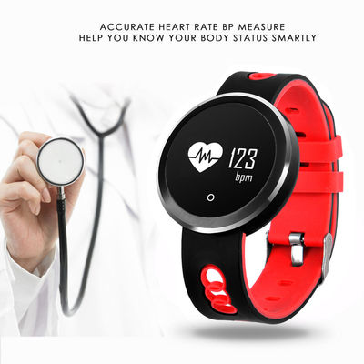 Remote Control Bluetooth Smart Bracelet , Smart Band Bracelet For Blood Pressure Monitor